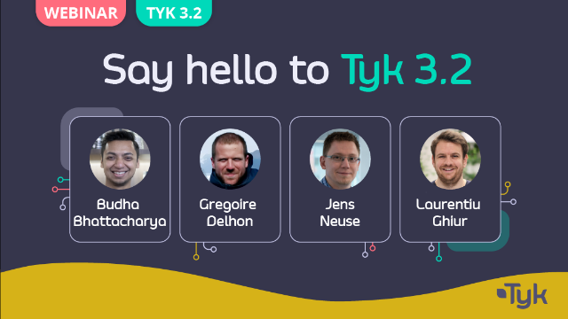 Tyk 3.2 - Next-level enterprise FLAPIM security, now at your fingertips