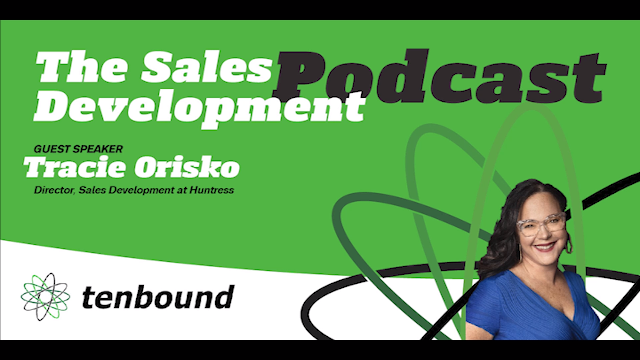 Tracie Orisko - What is your Sales Development Operation System?