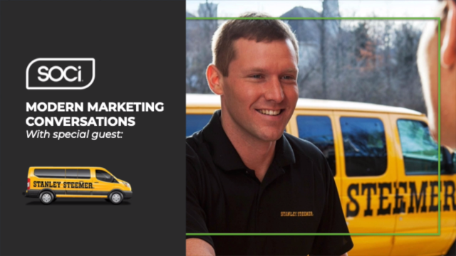 How Stanley Steemer Incorporates Local Boosting into Their Marketing Strategy
