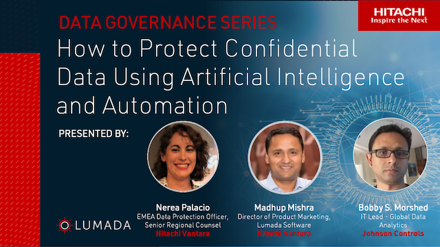 How to Protect Confidential Data Using Artificial Intelligence and Automation