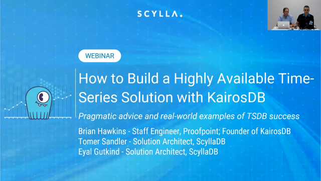 How to Build a Highly Available Time-Series Solution with KairosDB