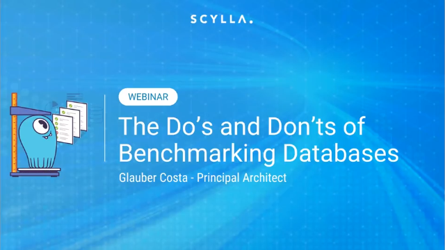 The Do's and Don'ts of Benchmarking Databases