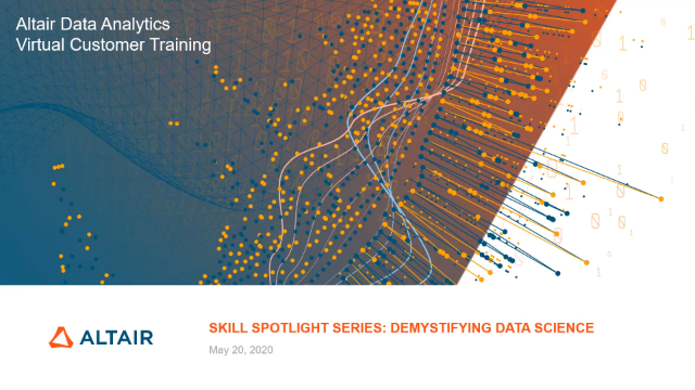 Demystifying Data Science - Predictive Modeling
