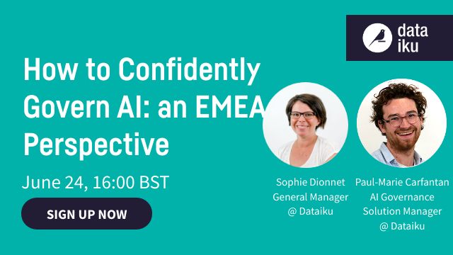 How to Confidently Govern AI: an EMEA Perspective