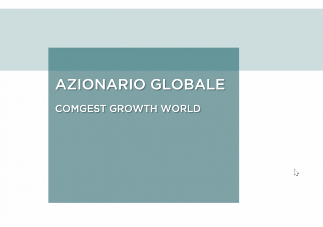 Comgest Growth World - Azionario Globale