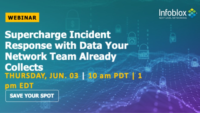 Supercharge Incident Response with Data Your Network Team Already Collects