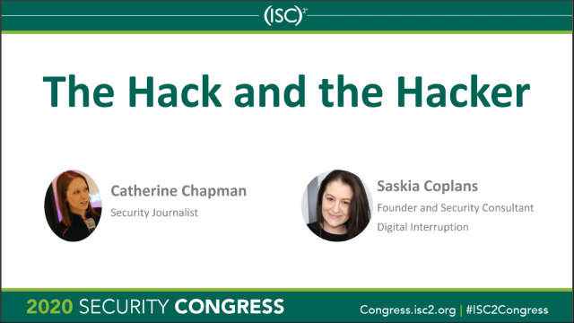 The Hack and the Hacker