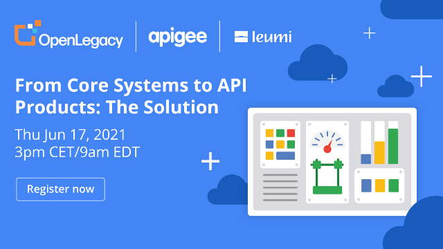 From Core Systems to API Products: The Solution