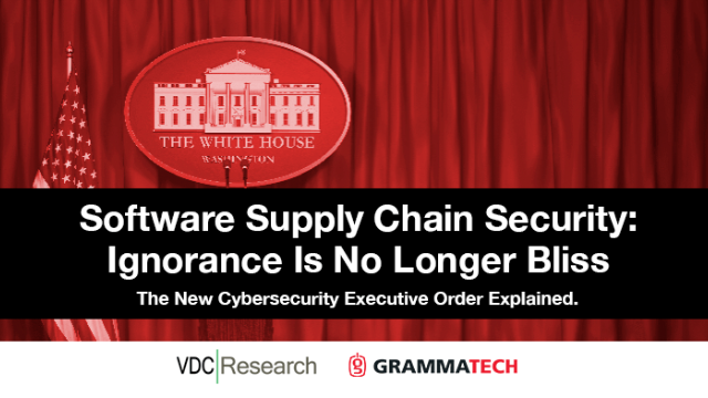 Software Supply Chain Security – Ignorance Is No Longer Bliss