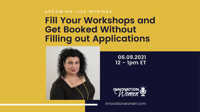 Fill Your Workshops and Get Booked Without Filling out Applications
