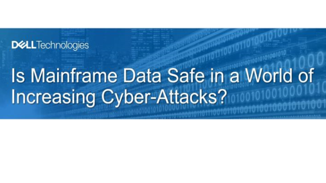 In a World of Cyber-Attacks, is Data Safe on a Mainframe?