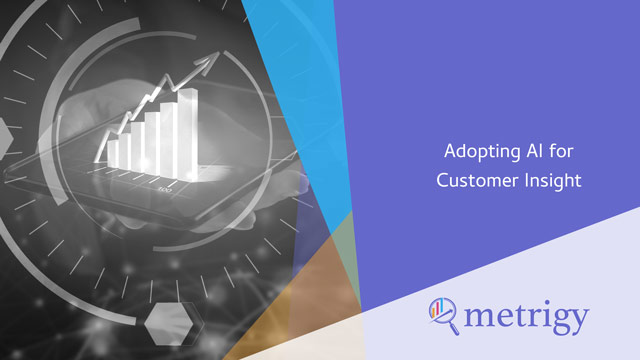 Adopting AI for Consumer Insights
