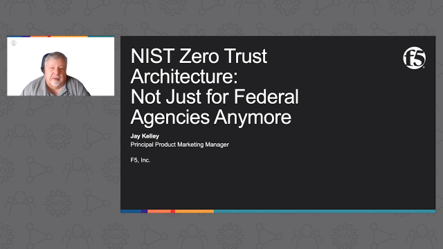 NIST Zero Trust Architecture: Not Just for Federal Agencies Anymore