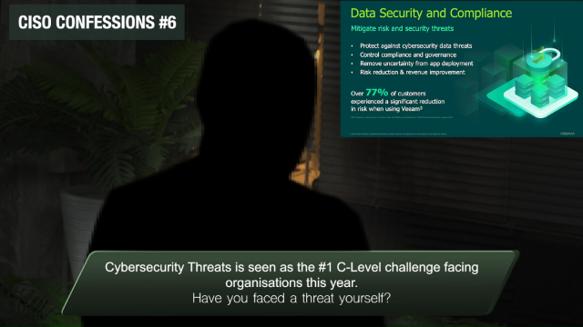 Confessions of a CISO Part II
