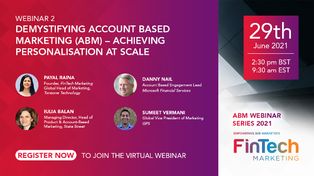 DEMYSTIFYING ABM: ACHIEVING PERSONALISATION AT SCALE