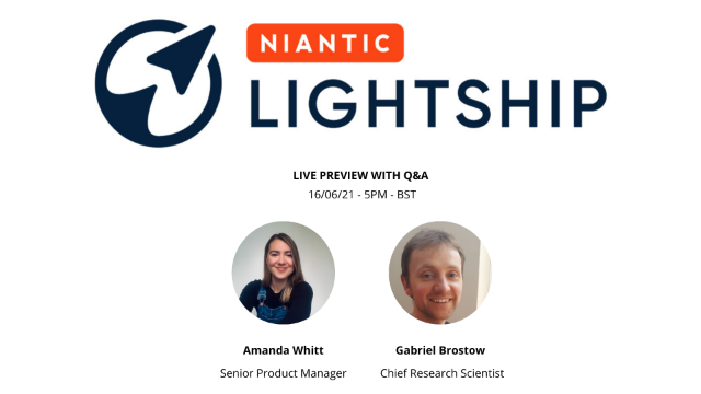 Niantic Lightship ARDK Preview