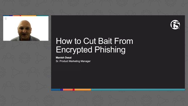 How to Cut Bait from Encrypted Phishing