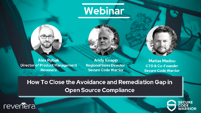 How To Close the Avoidance and Remediation Gap in Open Source Compliance.