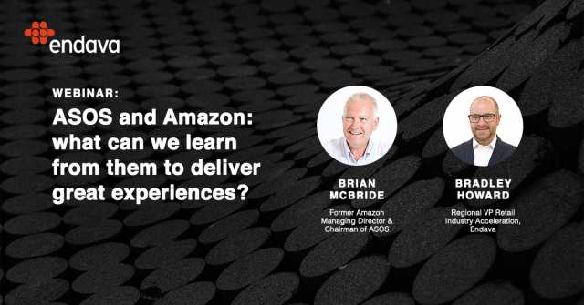 ASOS and Amazon: what can we learn from them to deliver great experiences?