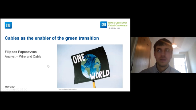 Watch our webinar: Cables as the enabler of the green transition