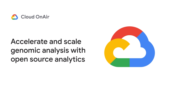 Accelerate and scale genomic analysis with open source analytics