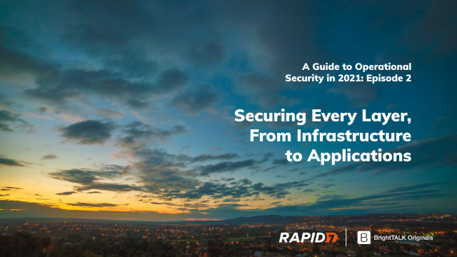 [APAC] Securing Every Layer, From Infrastructure to Applications