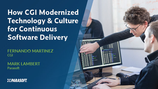 The Secret to Modernizing Technology and Culture in Financial Services
