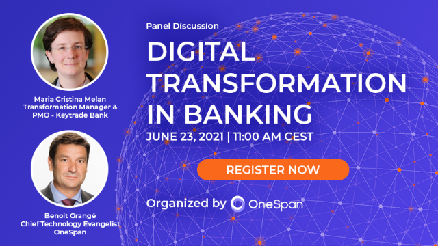 Panel discussion: Digital Transformation in Banking