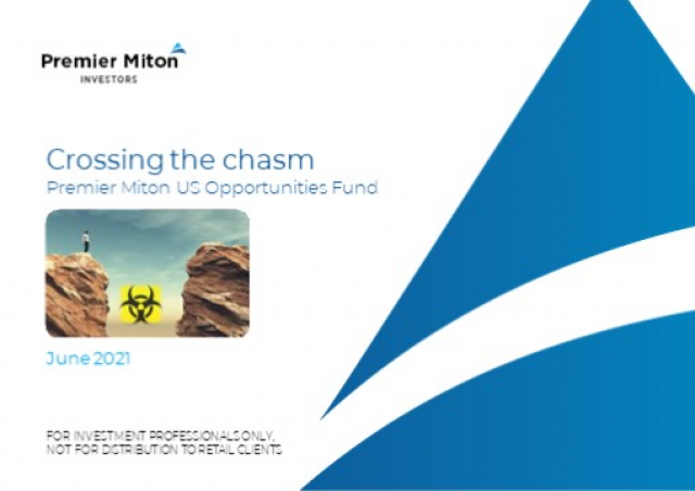 Premier Miton US Opportunities Fund webinar with Hugh Grieves