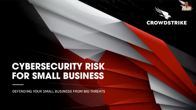 Defending Your Small Business From Big Threats [APJ]
