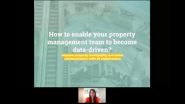 How to enable your Property Management team to become data-driven ?