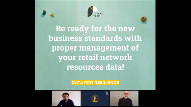 Prepare your retail network resources data to the new business standards !