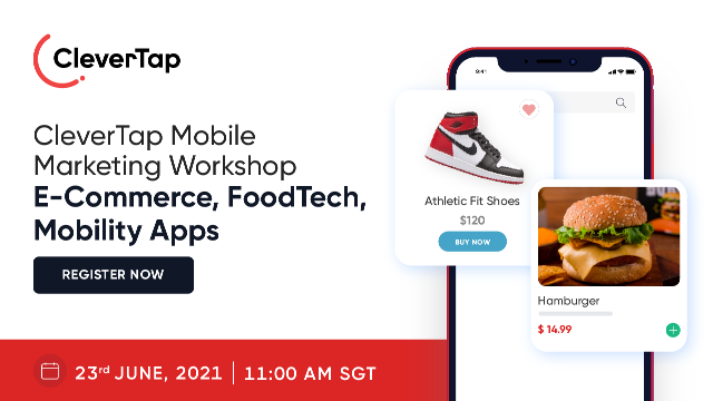 Mobile Marketing Workshop Series: Ecommerce, FoodTech, Mobility Apps