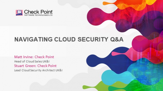 Navigating Cloud Security – No two organisations are the same