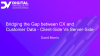 Bridging the Gap between CX and Customer Data - Client-Side Vs Server-Side