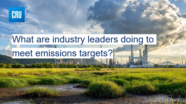 Join industry leaders and accelerate your journey towards net zero