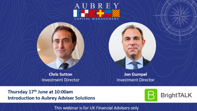 Introduction to Aubrey Adviser Solutions