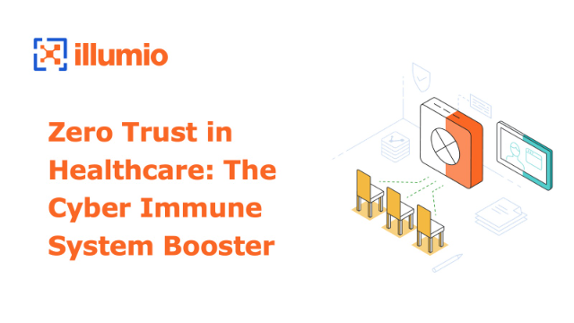 Zero Trust in Healthcare: The Cyber Immune System Booster