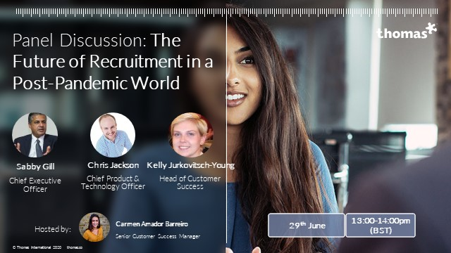 Panel Discussion: The Future of Recruitment in a Post-Pandemic World