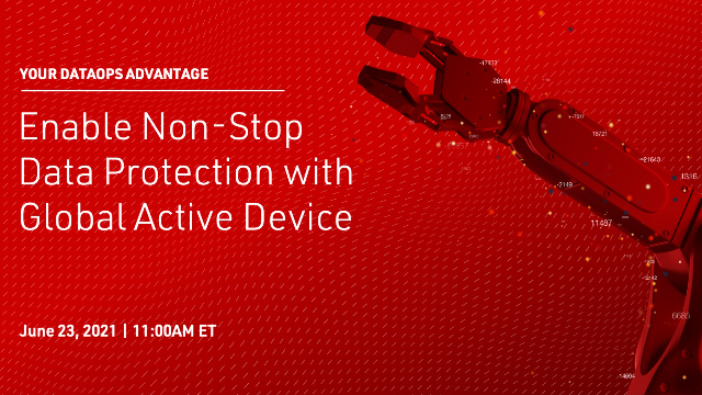 Enable Non-Stop Data Protection with Global Active Device
