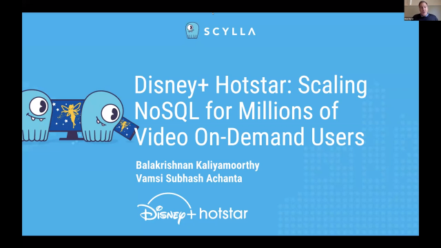 Disney+ Hotstar: Scaling NoSQL for Millions of Video On-Demand Users