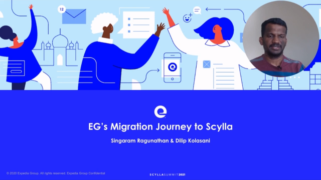 Expedia Group: Our Migration Journey to Scylla