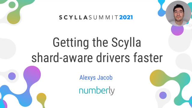 Getting the Scylla Shard-Aware Drivers Faster