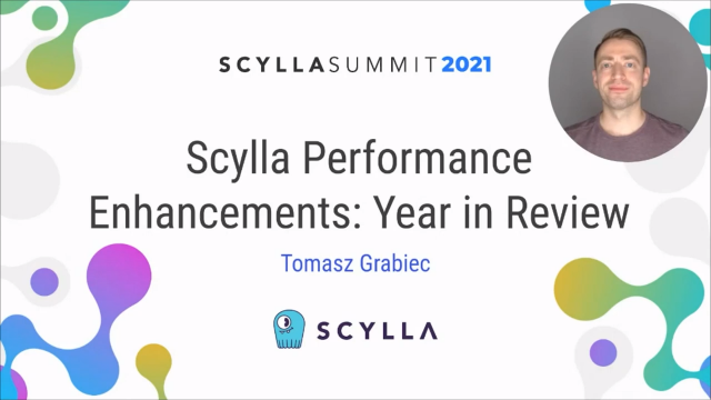 Scylla Performance Enhancements: Year in Review
