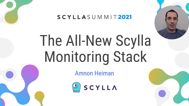 The All-New Scylla Monitoring Stack