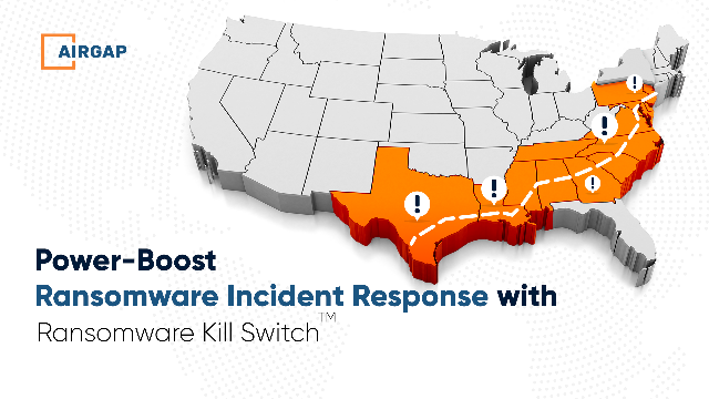 Power-Boost Ransomware Incident Response with Ransomware Kill Switch