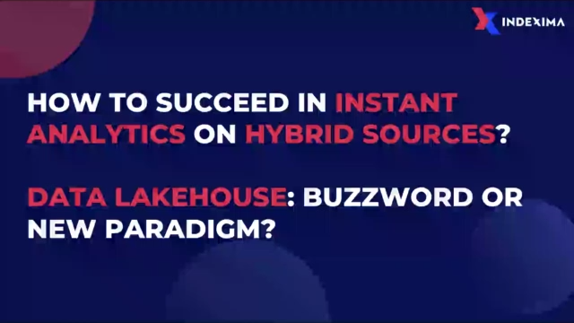 Data Lakehouse: In Style or new Paradigm?