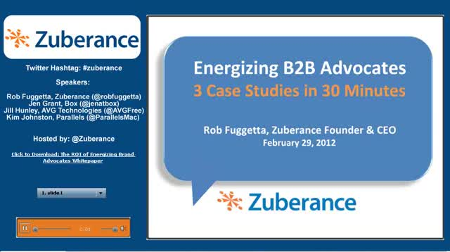 3 B2B Case Studies: How Box, AVG, & Parallels are Leveraging Customer Advocates