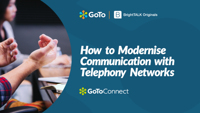 How to Modernise Communication with Telephony Networks