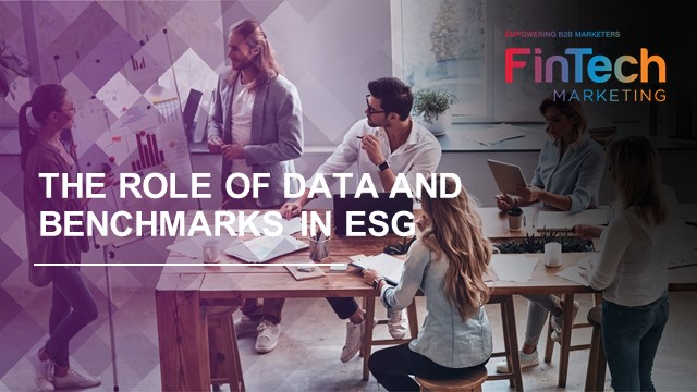 Why data matters? Measuring success and the role of benchmarking